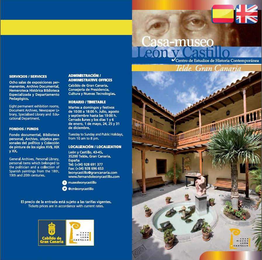 Folleto en español - Brochure in english